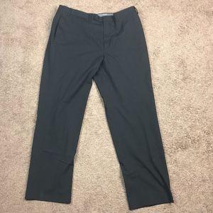 Lauren Ralph Lauren Men's Black Straight Pants